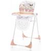 ZOPA Design Jídelní židlička MONTI, Animal Beige