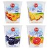 Zott Jogobella Light zsírszegény joghurt cukorral és édesítőszerrel 4 ízben 150 g