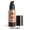Zuii organic Zuii Organic Bio folyékony alapozó Warm Amber