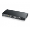 ZyXEL NET ZYXEL GS1900-8HP 8-port Gigabit Web Smart Swi