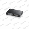ZyXEL Switch 8x1000Mbps 2x GbE L2 Smart Switch, desktop